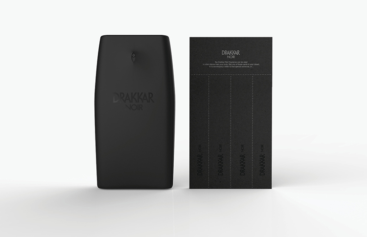 drakkar noir packaging ceft and company new york